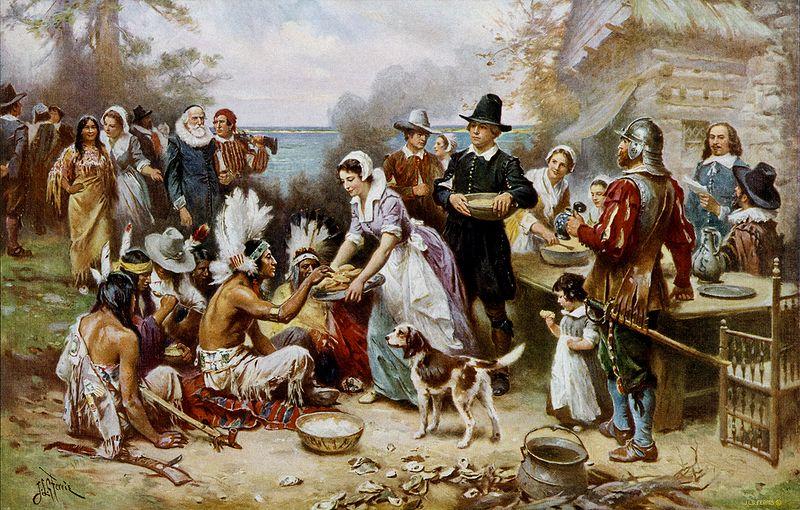 Origen del Día de Acción de Gracias